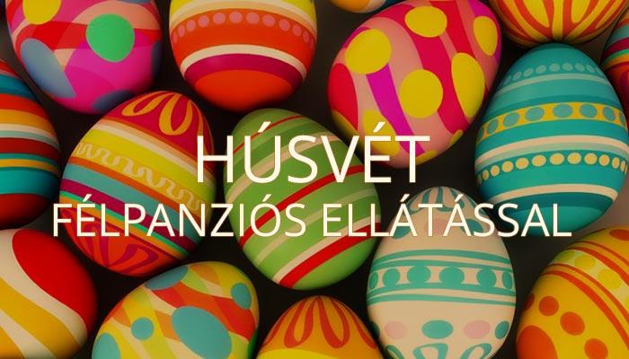 Húsvét félpanziós ellátással