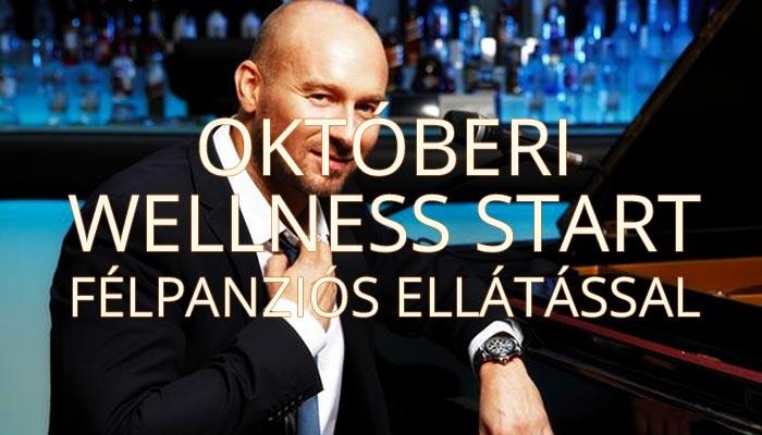 Októberi Wellness START