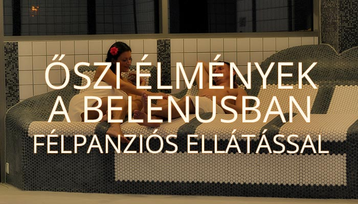 Őszi élmények a Belenusban